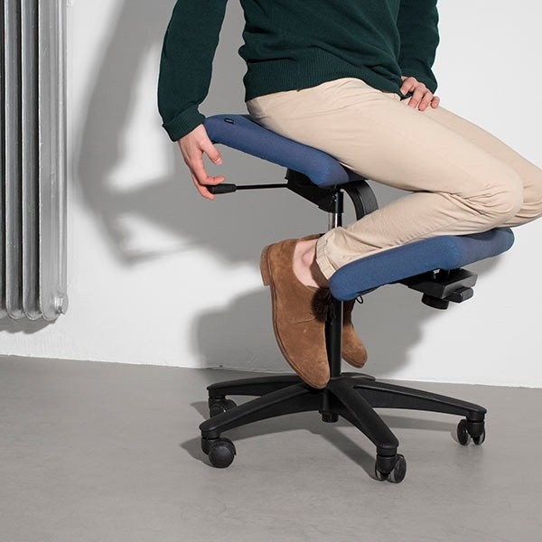 Sitt ergonomiskt